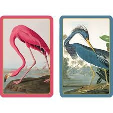 BRIDGE PLAYING CARDS - BIRDS