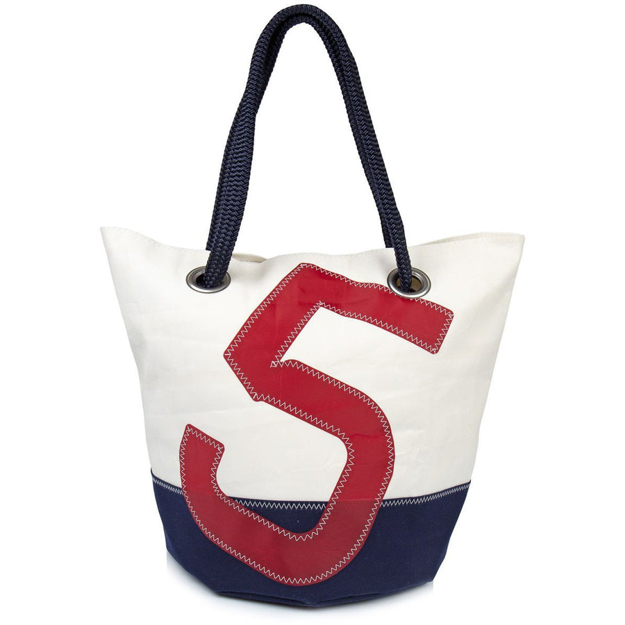 Sailcloth Bag Red 5