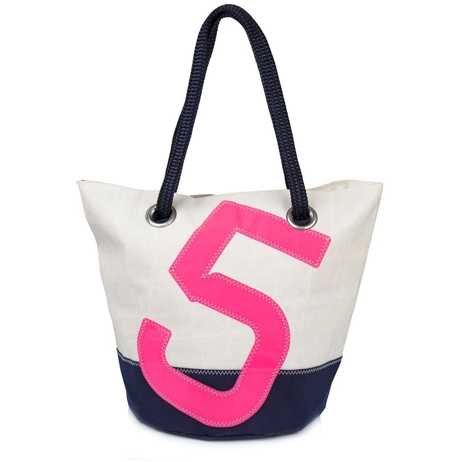 Sailcloth Bag Pink 5