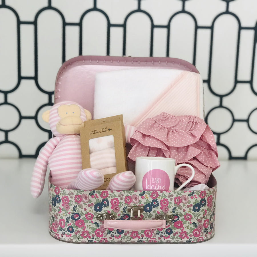 Gift Box for a Girl