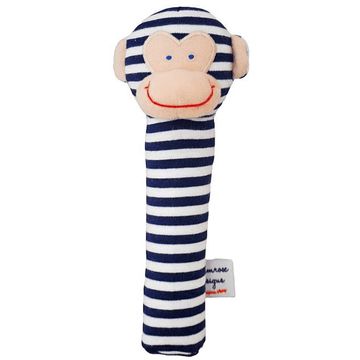 Monkey Squeaker Toy