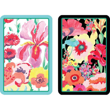 Bridge Playing Cards - Secret Garden