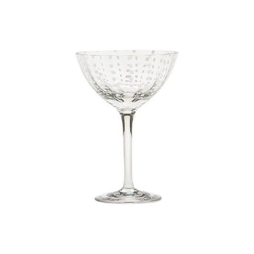 Italian Champagne/ Cocktail Glass