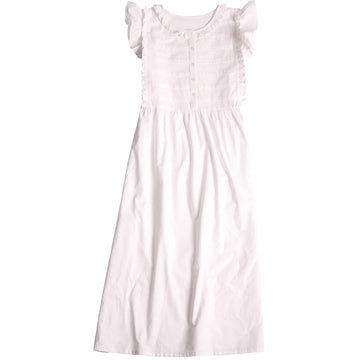 Cotton White Nightie