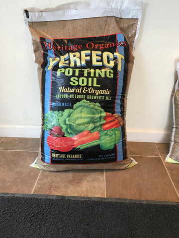 Heritage Perfect Potting Soil