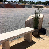 Bench-Arizona Sandstone Straight