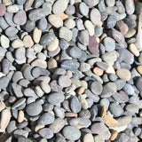 Mexican Beach Pebbles 3/8