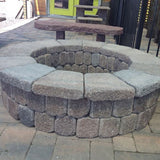 Fire Pit Kit Stonewall