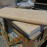Travertine Walnut Bullnose