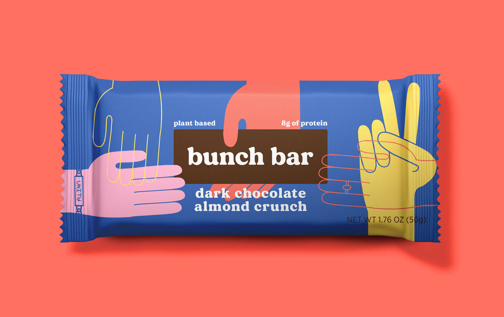 Dark Chocolate Almond Crunch (10-pack)