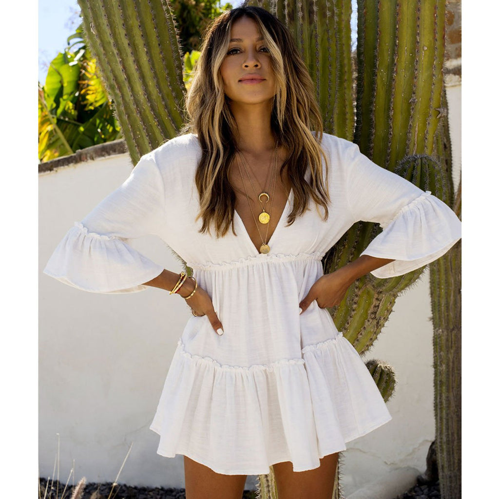 Robe de plage lovers wish sincerely jules - Mon Petit Bikini