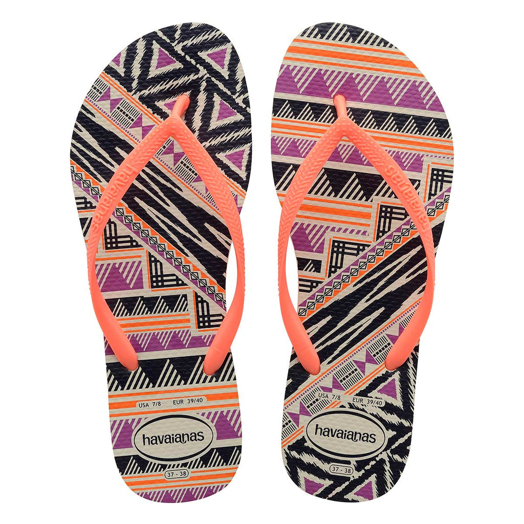 Tongs Slim Tribal - Mon Petit Bikini