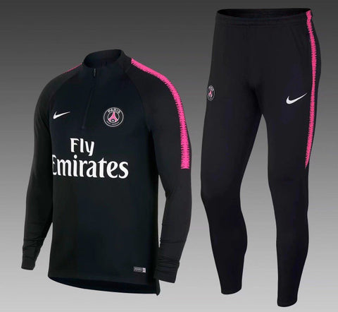 PSG 1/4 Zip Full Tracksuit Set