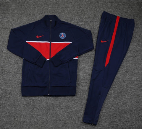 PSG 2020/21 Full Zip Tracksuit Set