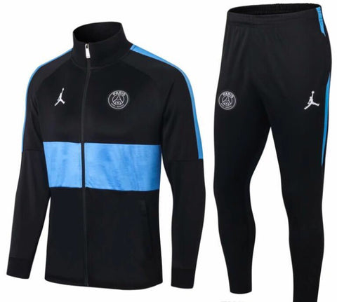 PSG x Jordan Full Zip Tracksuit Set