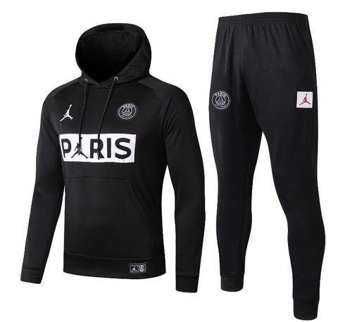 PSG x Jordan Hooded Full Tracksuit Set