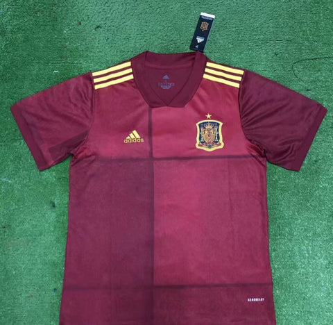 Spain National Team 2020/21 First Kit