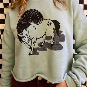 Moon Stallion Sweatshirts