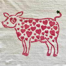 Load image into Gallery viewer, Unisex Strawberry Cow T-Shirts