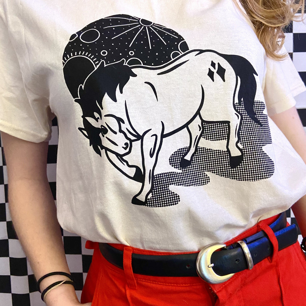 Moon Stallion Unisex Shirts