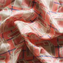 Load image into Gallery viewer, Tech Nerd 100% Silk Scarf
