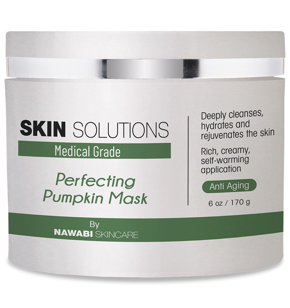 Perfecting Pumpkin Mask