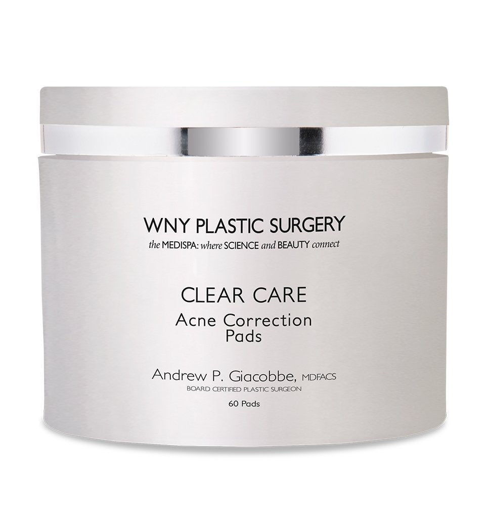 Clear Care Acne Correction Pads