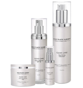 Clear Care Acne Defense Kit