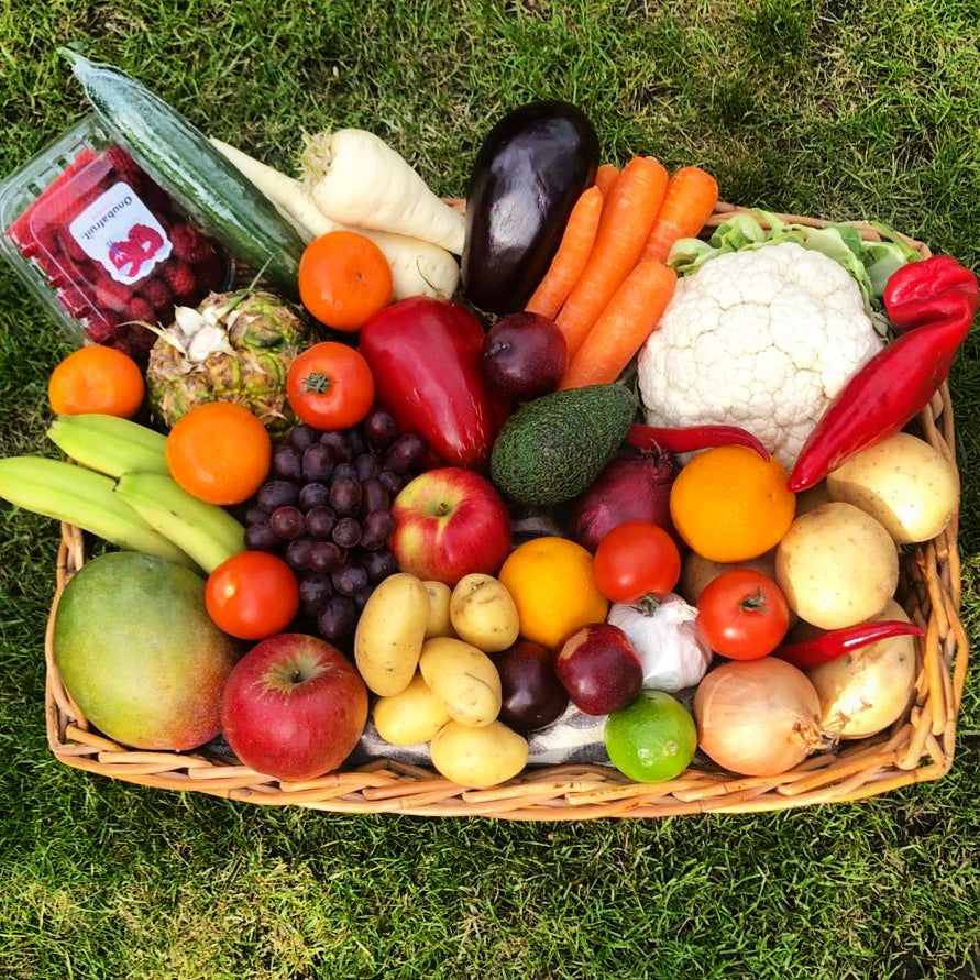 Fruit and Vegetable Box