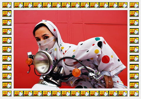 Hijabi biker chick! Check her out on our blog