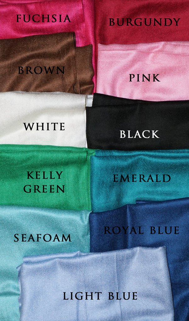 Pashmina Hijab Scarf - Available Color