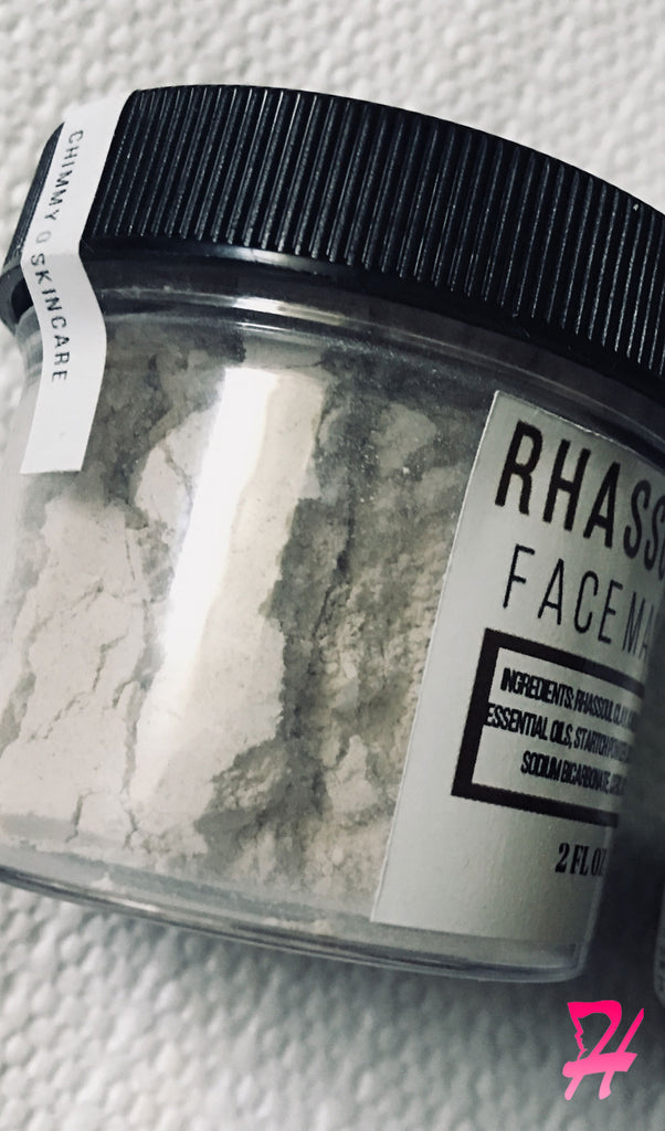 Rhassoul Face Mask