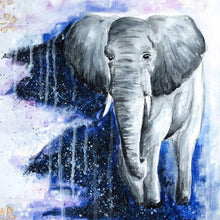 Laden Sie das Bild in den Galerie-Viewer, ArtNight Live: Elephant