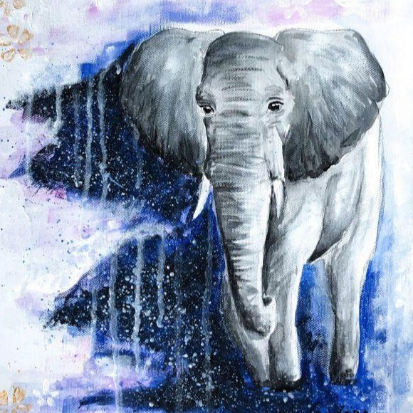 ArtNight Live: Elephant