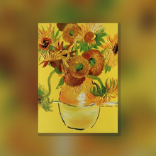 Laden Sie das Bild in den Galerie-Viewer, ArtNight Tutorial: Sonnenblumen - inklusive ArtNight Malbox (ArtNight Pro)