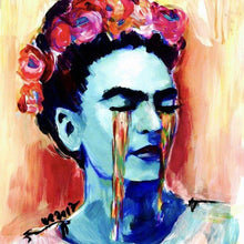 Laden Sie das Bild in den Galerie-Viewer, ArtNight Live: Weinende Frida