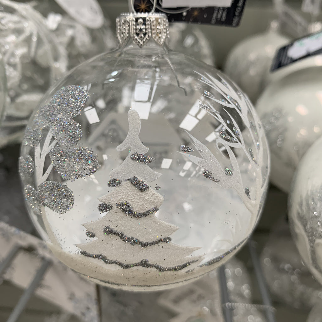 GLASS BAUBLE LANDSCAPE