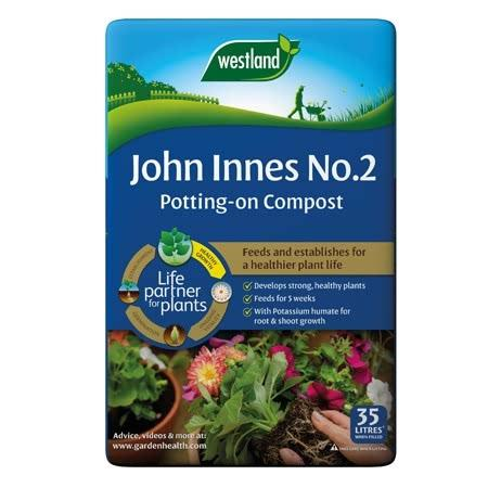 JOHN INNES No2 POTTING-ON 35LTR
