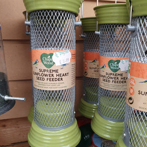 Chapel wood supreme sunflower heart feeder
