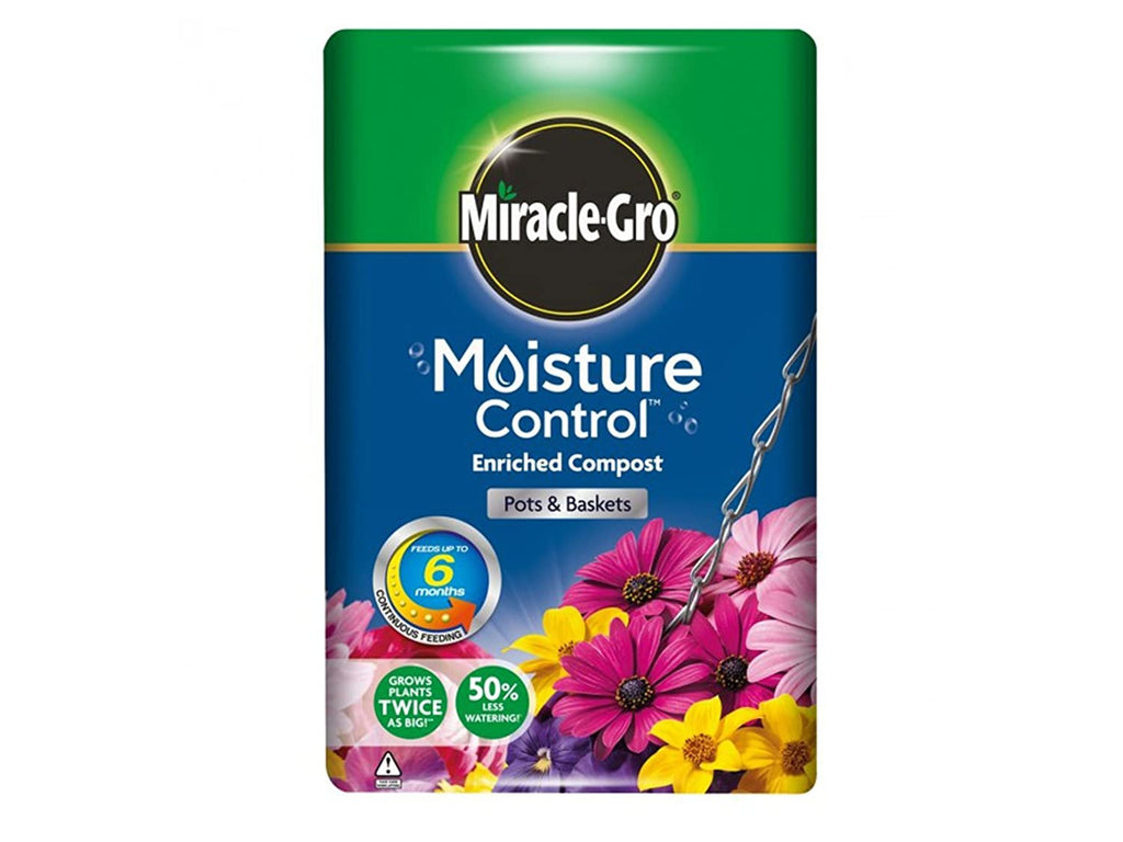 MIRACLE GRO MOISTURE CONTROL 40LTR