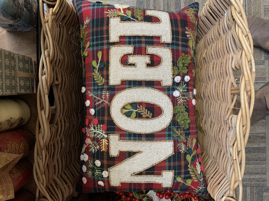 ARTISAN NOEL 35X50 CUSHION