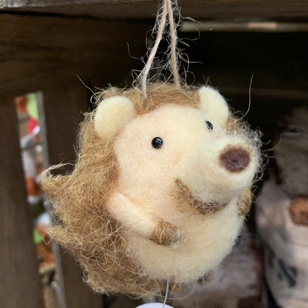 HEDGEHOG HANGER