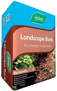 WESTLAND LANDSCAPE CHIPPED BARK 100LTR