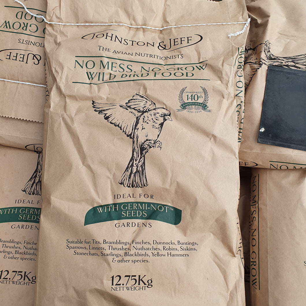 *SPECIAL OFFER*12.75KG NO MESS NO GROW BIRD SEED