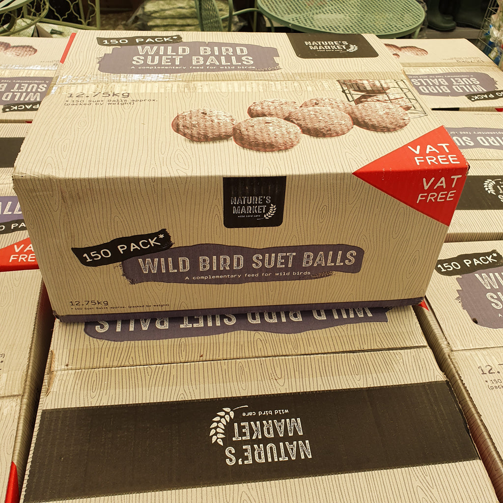 *150 pack* Wild bird suet balls
