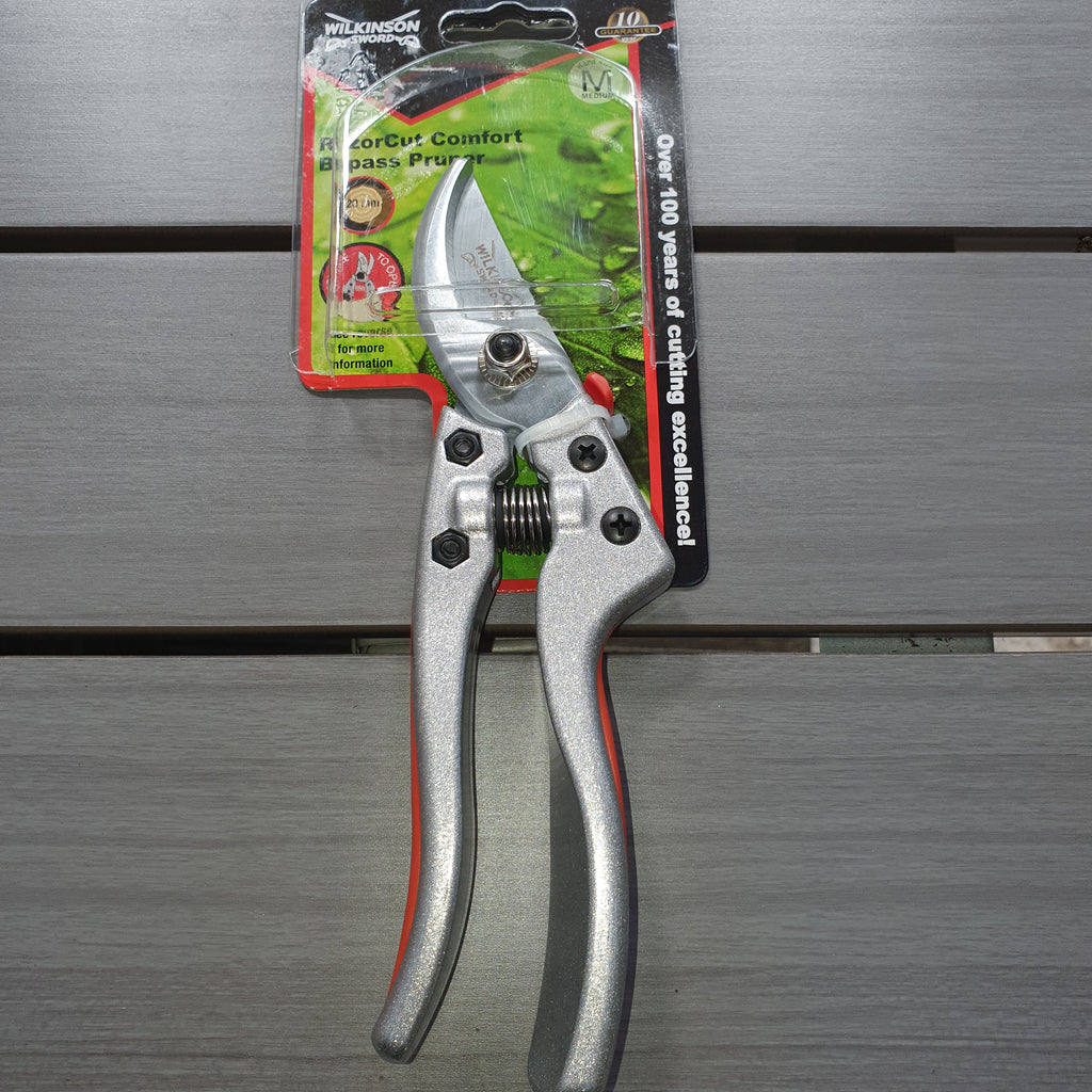 Wilkinson Sword Razor Bypass Pruner Secateur