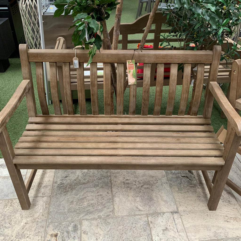 Alexander Rose Sherwood 4ft Broadfield Garden Bench