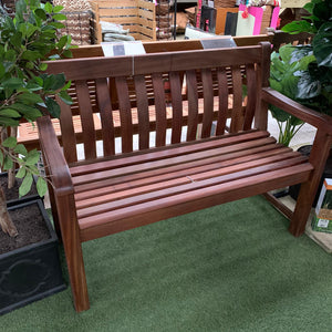 Alexander Rose Cornis St George 4ft Garden Bench