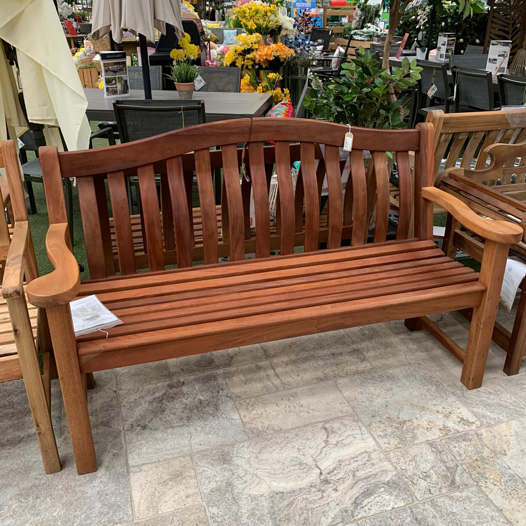 Alexander Rose Cornis Turnberry 5ft Garden Bench