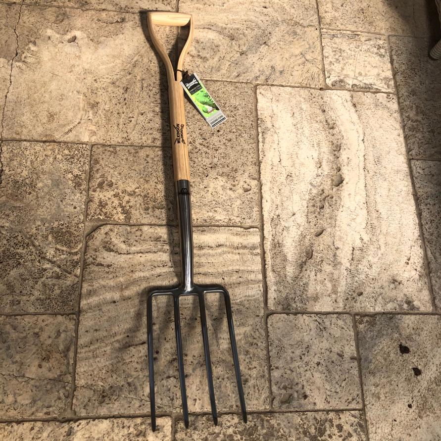 Wilkinson Sword Large Digging Fork